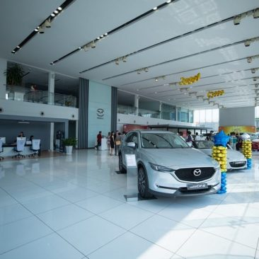 purchase a vehicle at car dealership